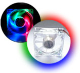 Antec Tri Colour LED Case Fan