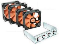 4 Channel Cooling System