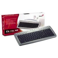 Genius KB-19e Multimedia Keyboard