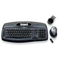Logitech Wireless MX5000 Laser Keyboard and Mouse